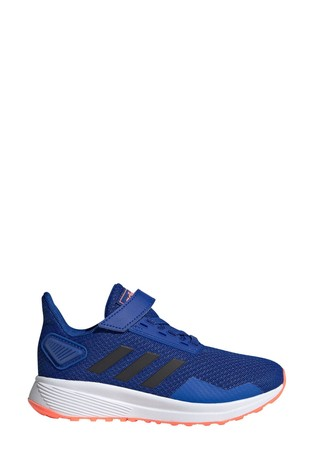 adidas Run Blue Duramo 9 Junior Trainers