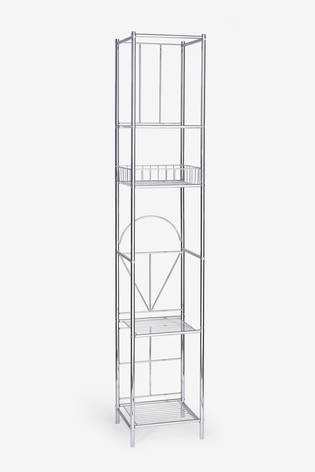 Tall Contemporary Storage Unit