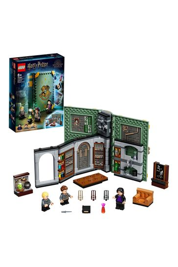 LEGO 76383 Harry Potter Hogwarts Potions Class Building Set
