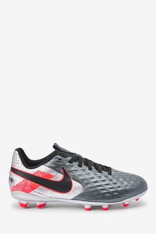 Nike Black Tiempo Legend 8 Academy Multi Ground Junior And Youth Football Boots