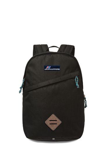 Craghoppers Black 14L Kiwi Backpack