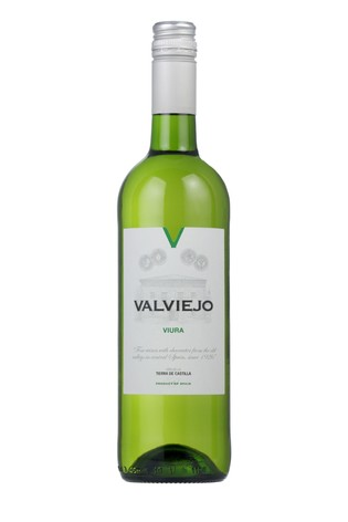 Valviejo Viura Bodegas Los Tinos Single by Le Bon Vin