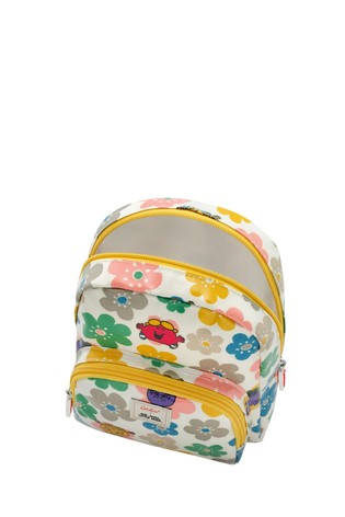 Cath Kidston Cream Kids Flowers Mini Rucksack