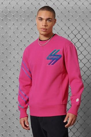 Superdry Sportstyle Energy Crew Sweatshirt
