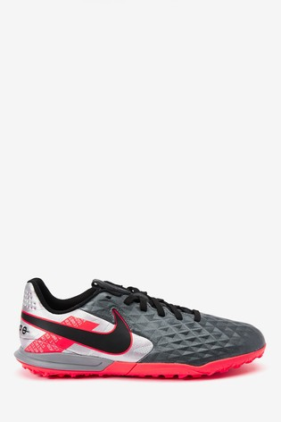 Nike Black Tiempo Legend 8 Academy Turf Junior And Youth Football Boots