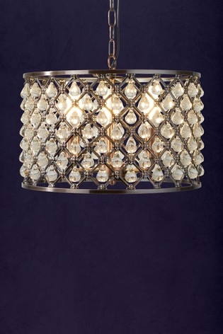 Fremont 3 Light Pendant by Searchlight