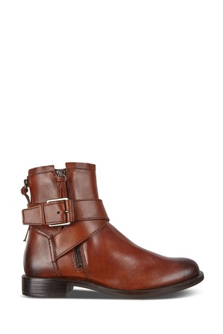 ECCO® Sartorelle 25 Multi Strap Boots