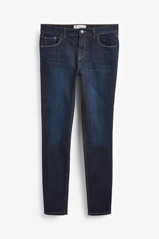 FatFace Blue Westbury Slim Jeans