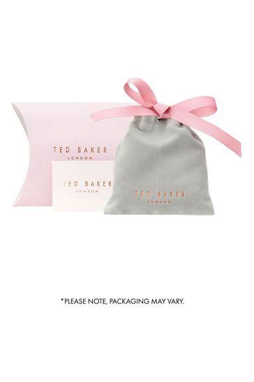 Ted Baker Neena Nano Heart Stud Earrings