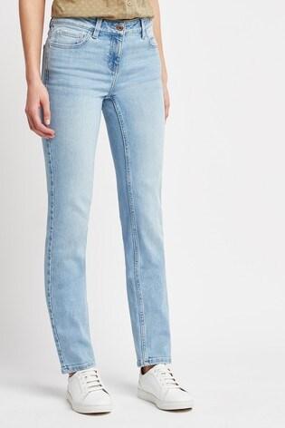 Bleach Slim Jeans