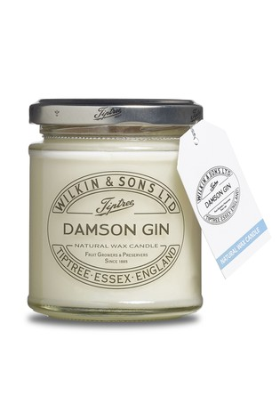 Damson Gin Jam Jar Candle by Tiptree