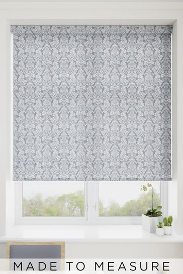 Farrell Grey Made To Measure Roller Blind