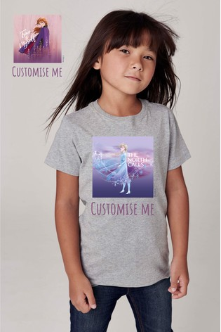 Personalised Disney™ Frozen T-Shirt