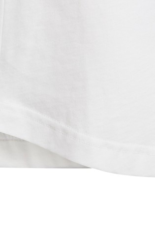 adidas Tropical Logo T-Shirt