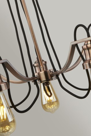 Penny 5 Light Ceiling Light by Searchlight