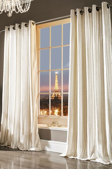 Kylie Iliana Eyelet Curtains