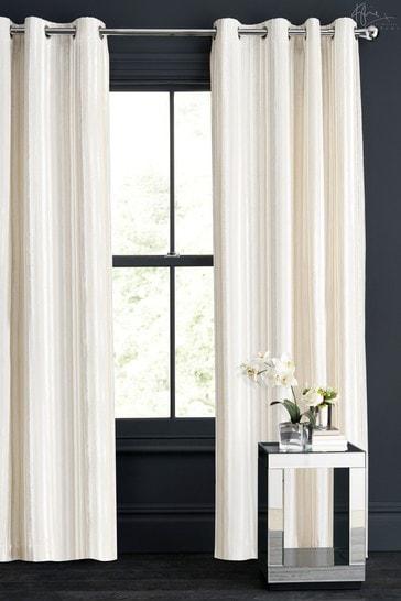 Kylie Iliana Eyelet Curtains