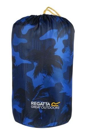 Regatta Blue Maui Kids Sleeping Bag