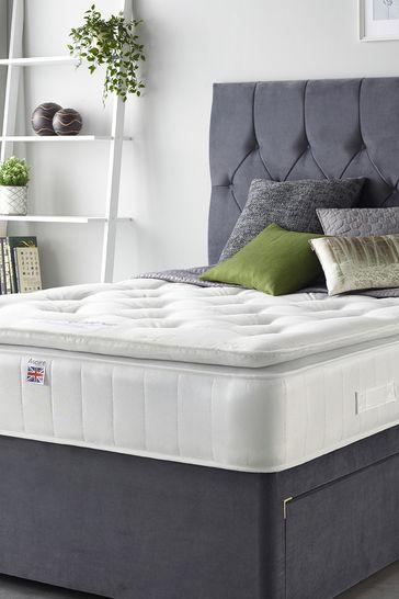 Natural Cashmere Pillowtop Mattress By Aspire