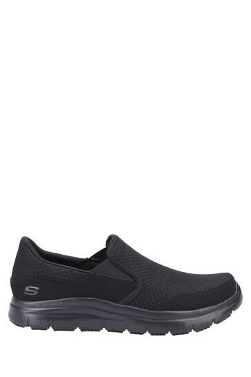 Skechers® Mcallen Slip Resistant Slip-On Work Shoes