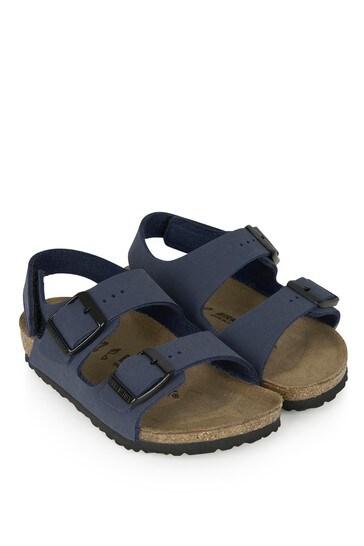 Kids Navy Milano Sandals