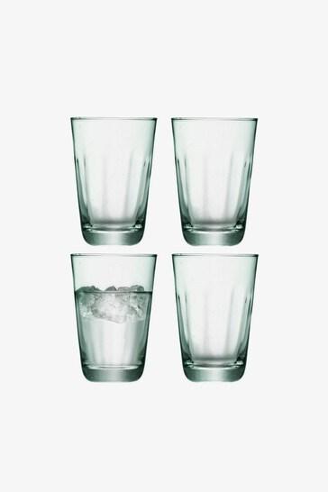Set of 4 LSA International Mia Highball Glasses