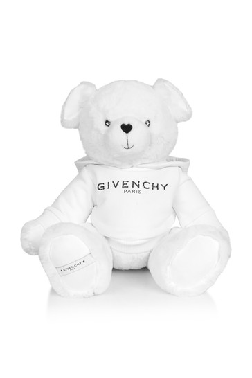 Baby White Teddy Bear