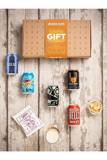 Beer Hawk Beery Gift Box