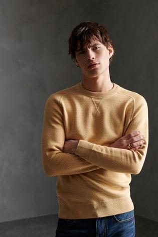 Superdry Essential Cotton Crew Sweatshirt