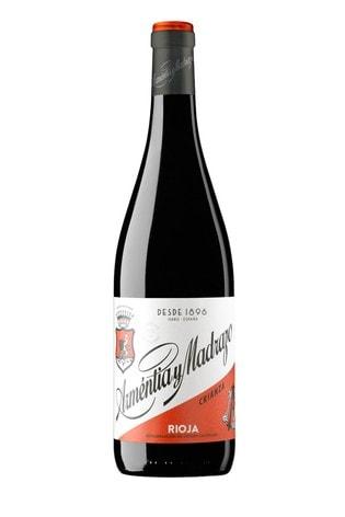 Rioja Crianza Bodegas Armentia Y Madrazo Single by Le Bon Vin
