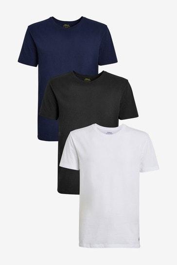 Polo Ralph Lauren 3 Pack T-Shirts