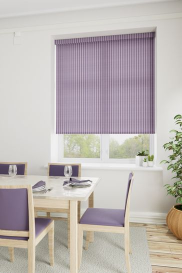 Candice Lavender Purple Made To Measure Roller Blind
