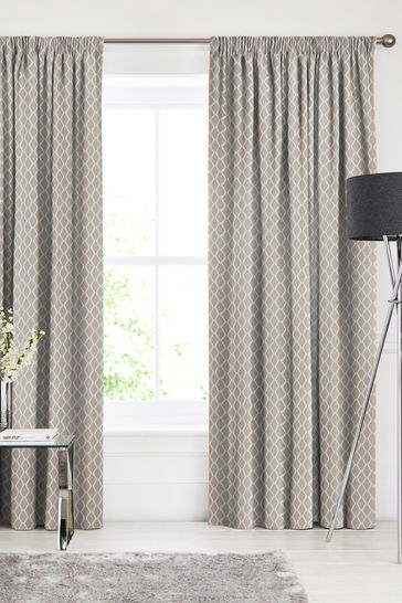 Taylor Linen Cream Made To Measure Curtains