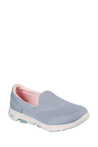 Skechers® Grey Go Walk 5 Shoes