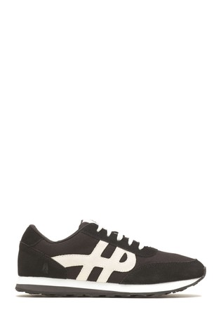 Hush Puppies Black Seventy8 Shoes