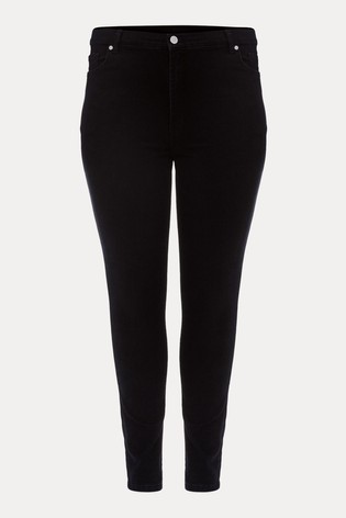 Studio 8 Black Alex Slim Leg Jeans