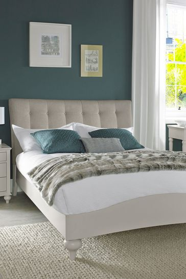 Montreux Upholstered Bed by Bentley Designs