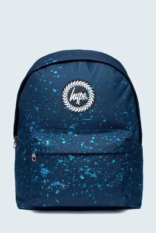 Hype. Metallic Speckle Backpack