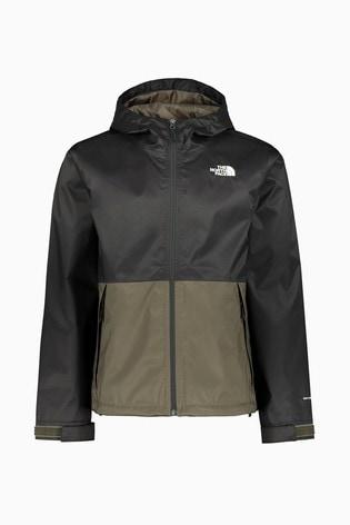 The North Face® Green Millerton Waterproof Jacket