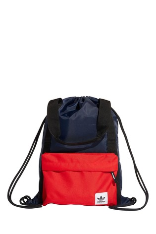 adidas Originals Navy/Red Premium Gymsack