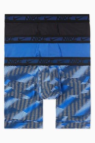Nike Flex Micro Boxer Briefs Three Pack