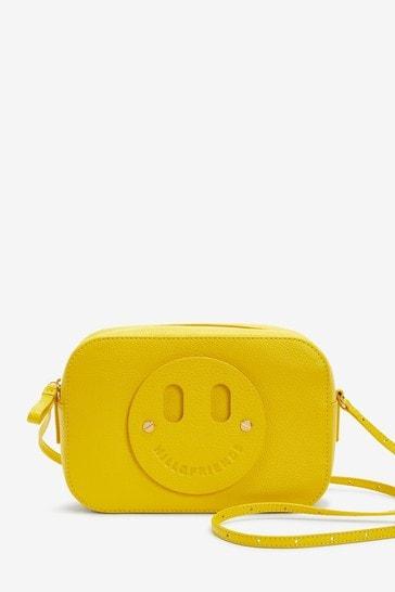 Mix/Hill & Friends Leather Camera Bag