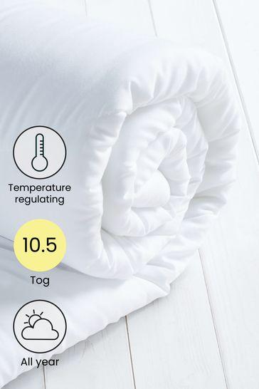 Temperature Regulating 10.5 Tog Duvet