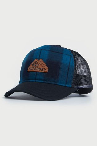 Superdry Vermont Trucker Cap
