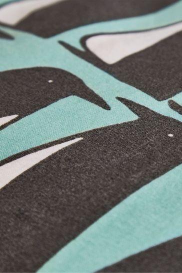 Scion Pedro Brushed Cotton Duvet Cover and Pillowcase Set