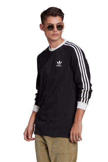 adidas Originals Long Sleeved T-Shirt