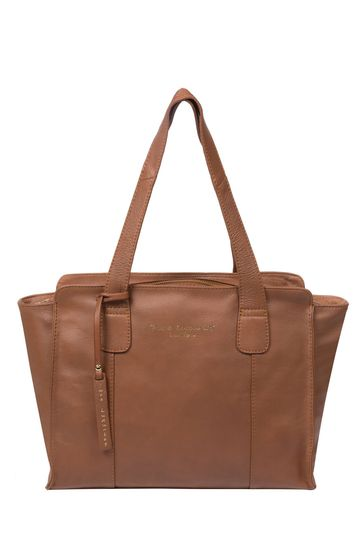 Pure Luxuries London Alexandra Leather Handbag