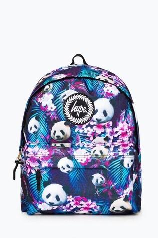 Hype. Multi Panda Palms Backpack