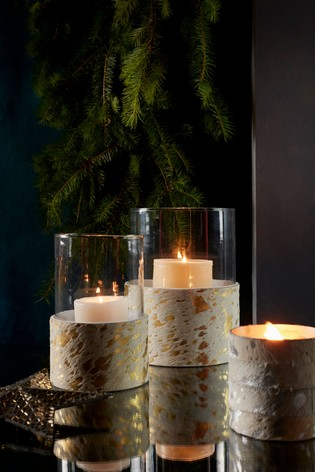 French Connection Medium Candle Holder