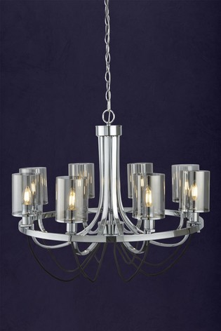 Catalina 8 Light Ceiling Light by Searchlight